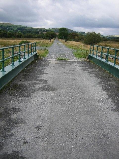Bridge over Afon Teifi