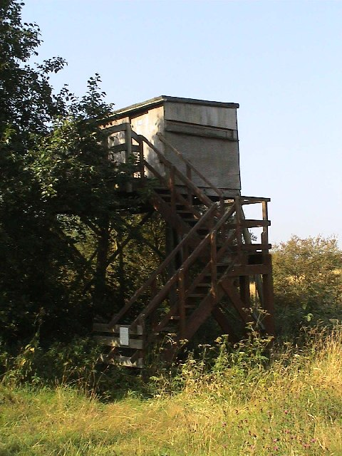 Observation Tower, Cors Caron