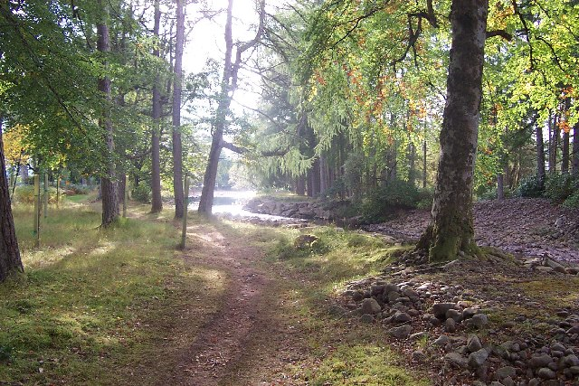 River walk at Applecross