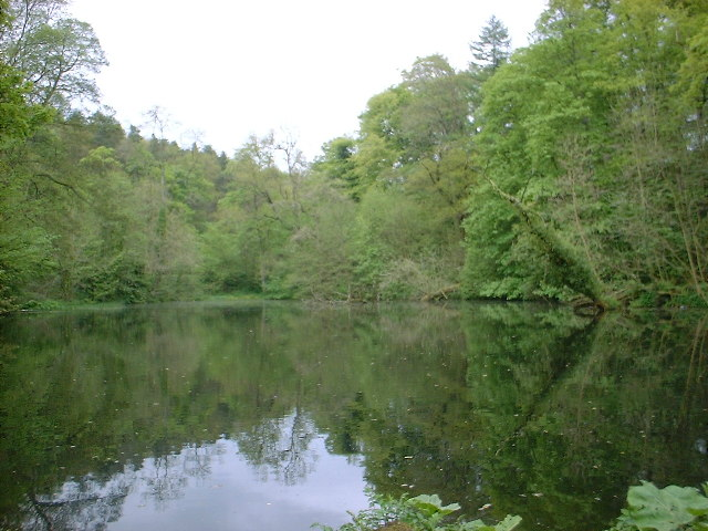 Round Dam, Skipton Woods