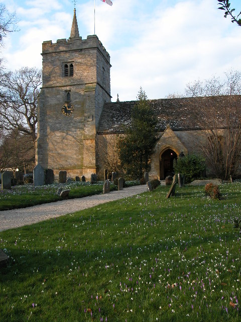 Birlingham Church