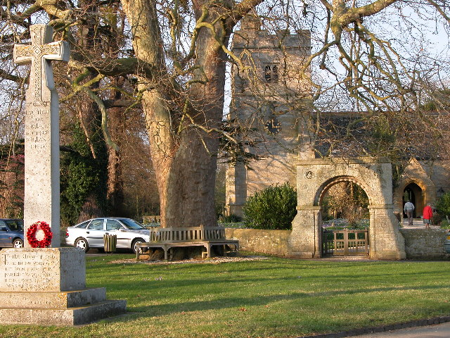 Birlingham War Memorial