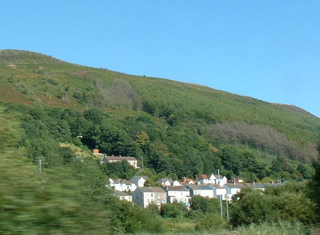 Mynydd Dinas (West)