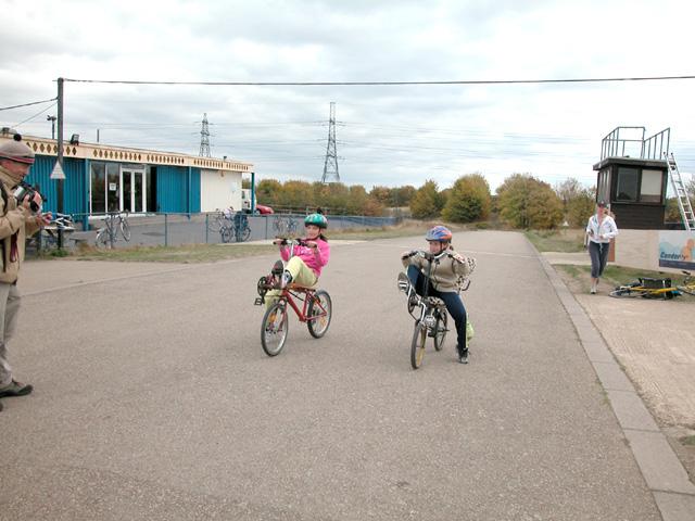 Eastway Cycle Circuit
