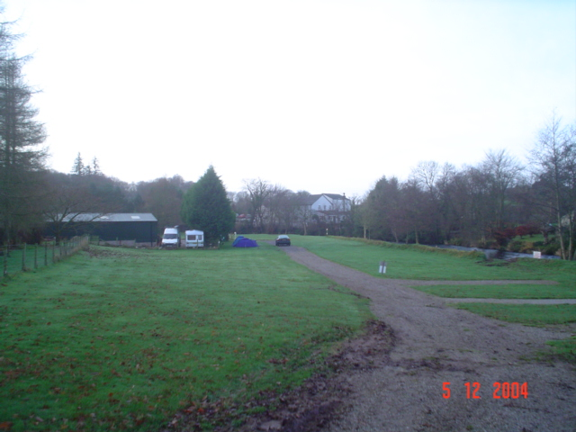 Old Post Office Campsite.