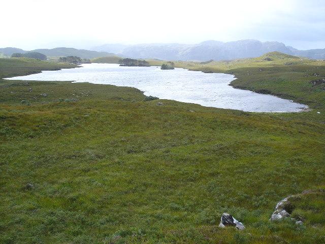 Loch Ghiuragarstidh