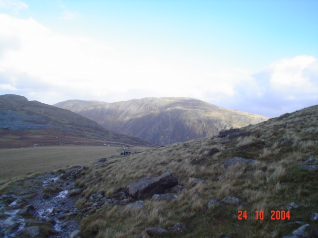 Looking to Dale Head.