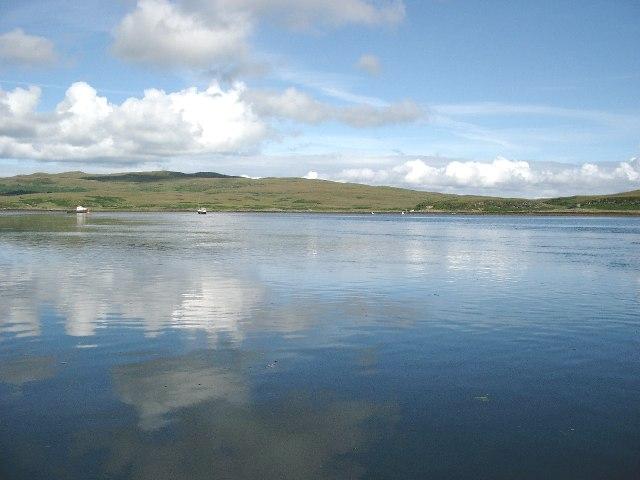 Inner Loch Tarbert, Isle of Jura