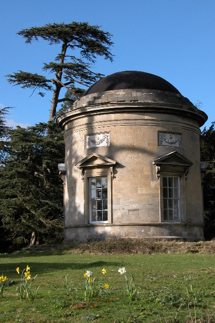 The Rotunda at Croome Landscape Park
