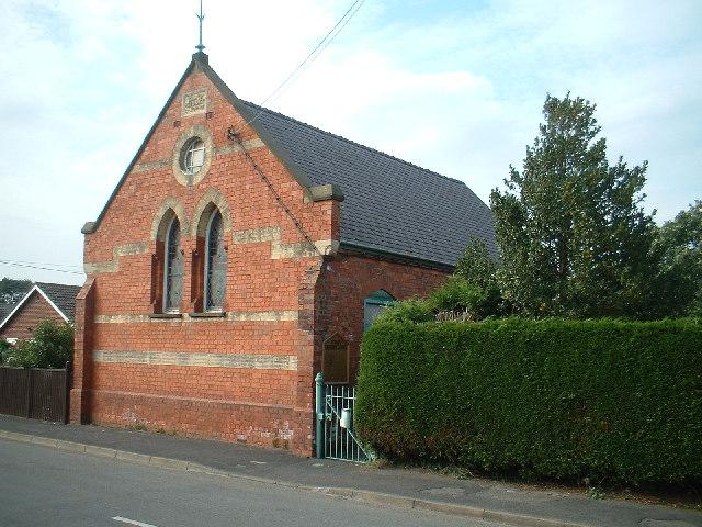 Methodist Chapel, Wigsley Road, Harby, Notts.