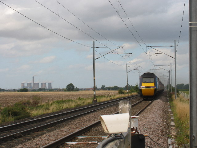 East coast mainline