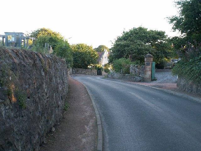 Abercrombie village