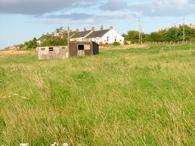 Former Railway Building Used as a Barn, Boosbeck