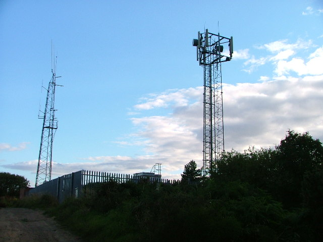 Mobile Phone Masts, Low Moor