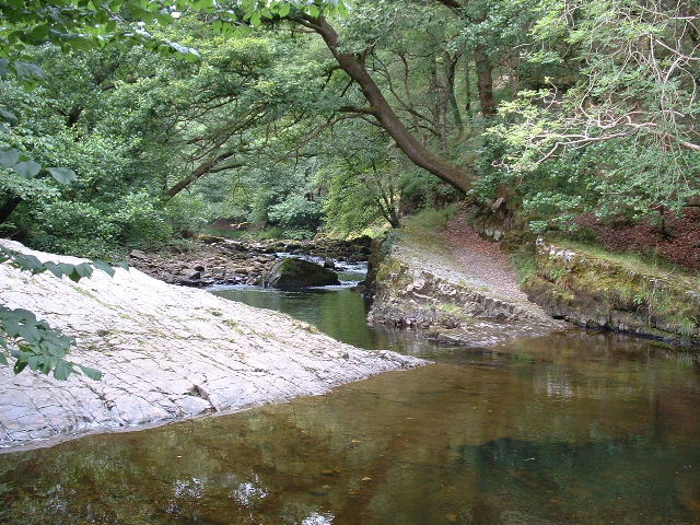 Nedd Fechan River
