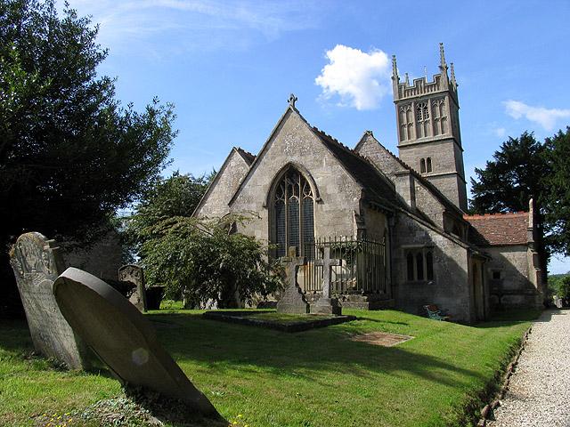 Church in Yatten Kenall