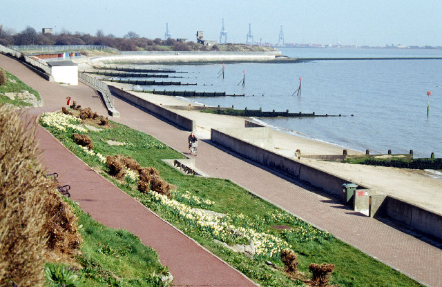 Dovercourt seafront