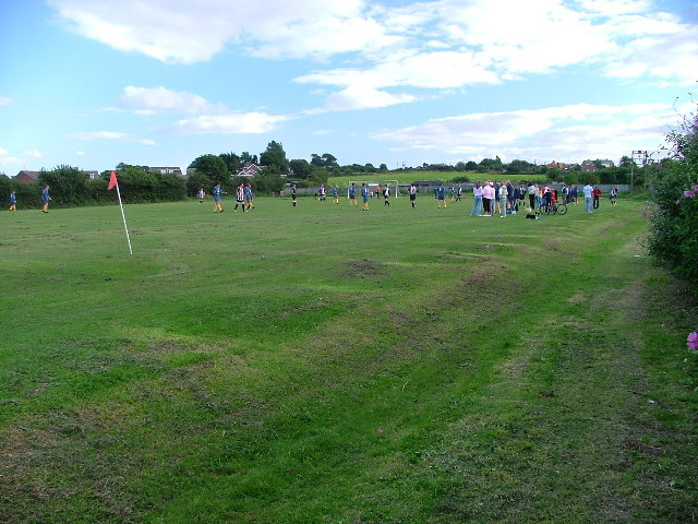 Football Pitch, Lingdale
