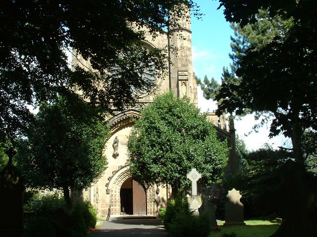 Pleasington Priory