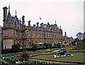 SP7316 : Waddesdon Manor in Buckinghamshire by Christine Matthews