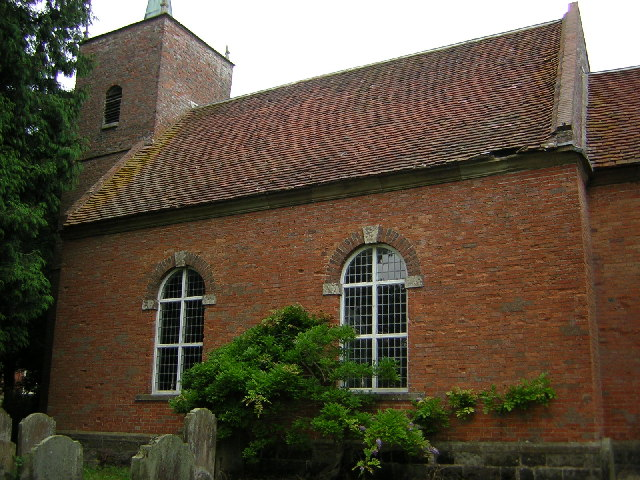 All Saints' church, Gautby, Lincs.