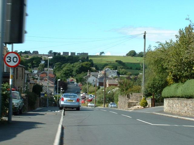 Lammack Road and Barker Lane