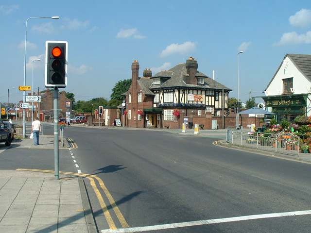 Orrell Post Crossroads