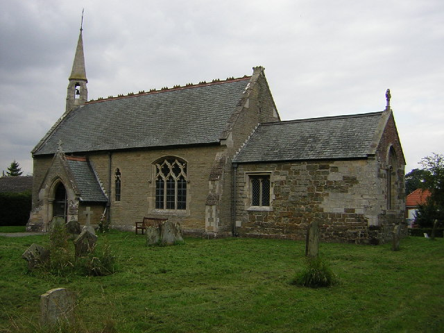St.Andrew's church, Minting, Lincs.