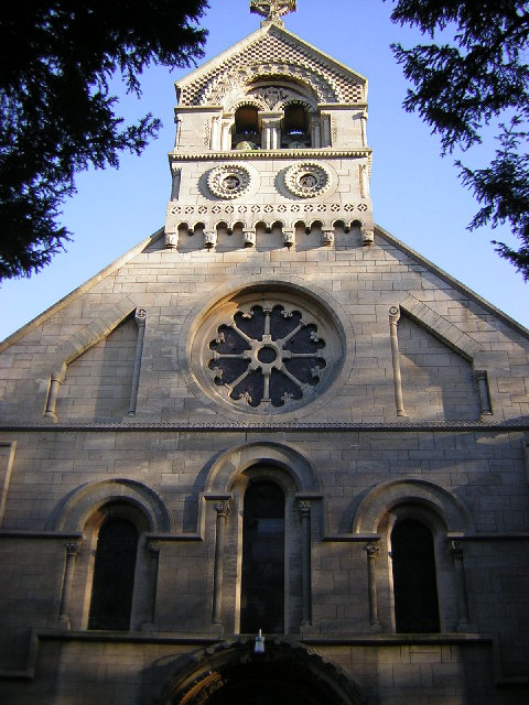 St.Helen's church, Thorney, Notts.