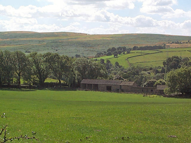 Corn Mill Farm near Hawksworth