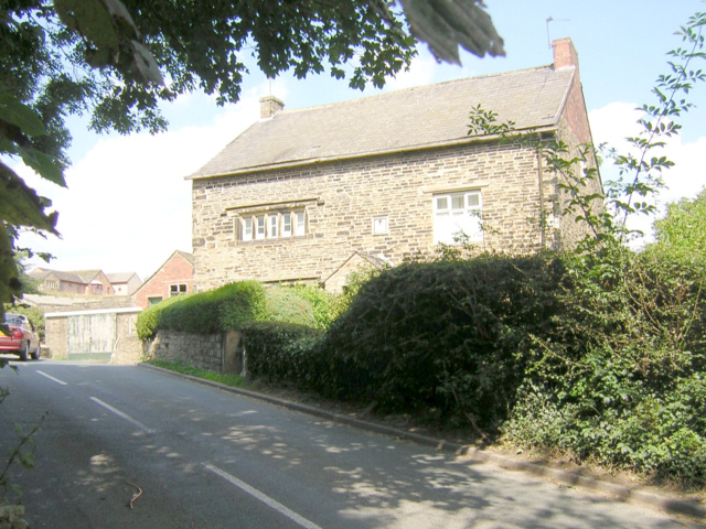 Douglas Bank Cottage