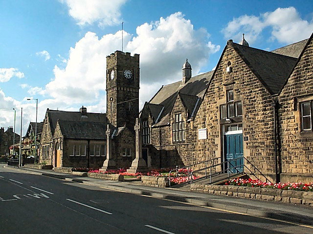 Queens Hall, Burley-in-Wharfedale