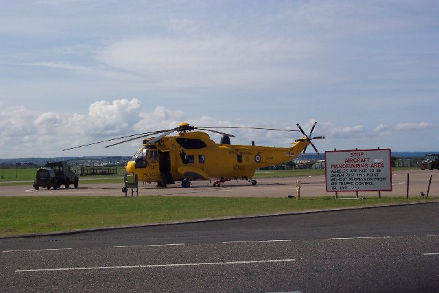 Chivenor airfield