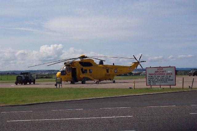 Chivenor airfield