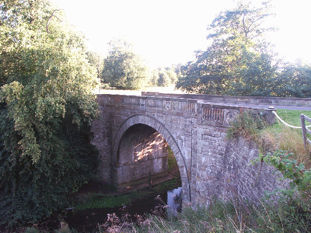 Bridge over the Gogar Burn, Dalmahoy