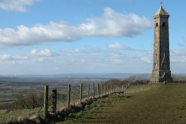 Tyndale Monument at North Nibley