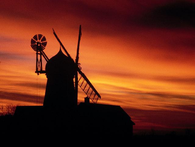 Morcott Windmill