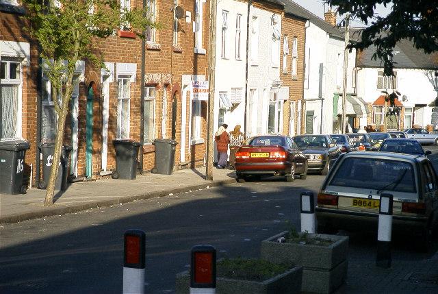 Earl Howe Street Leicester
