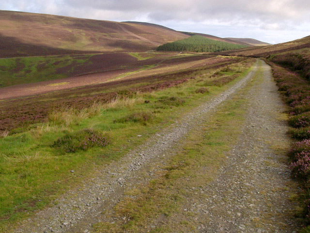 Governor Loch's road.   Isle of Man.
