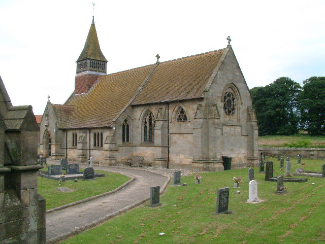 West Lutton Church