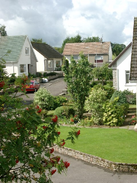 Nutberry Place, Strathaven