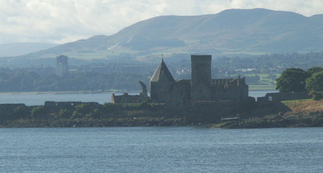 Zoom Over to Inchcolm