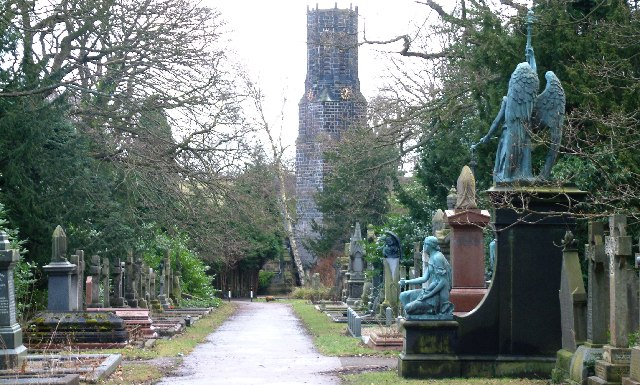 Lawnswood Graveyard & Crematorium