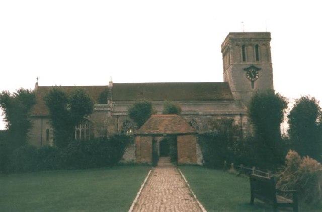 Haddenham Church