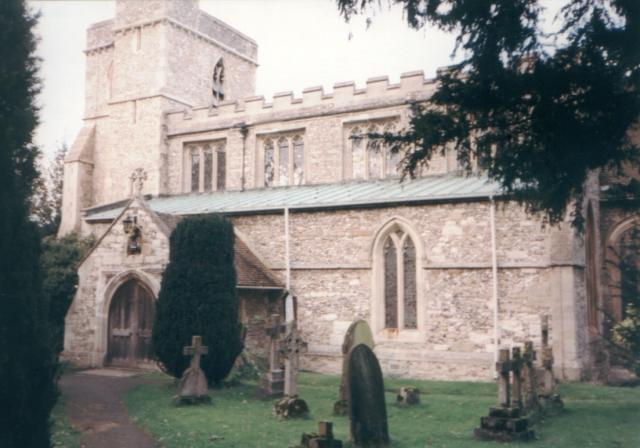 St. Dunstan Church, Monks Risborough