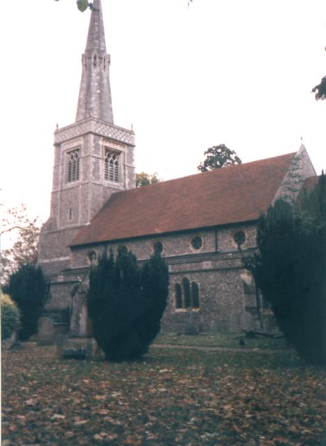 St.Mary, Princes Risborough