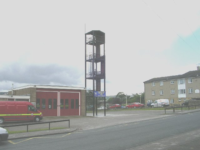 Silsden Fire Station