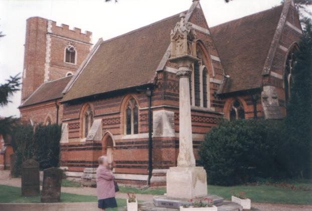 Church at Chalfont St.Peter