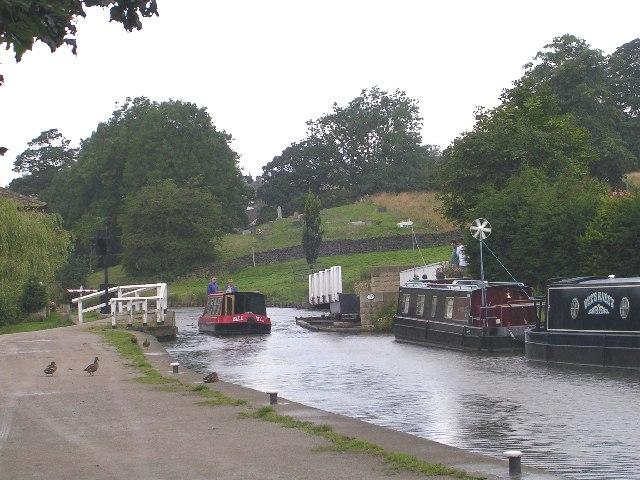 Kildwick Canal Bridge