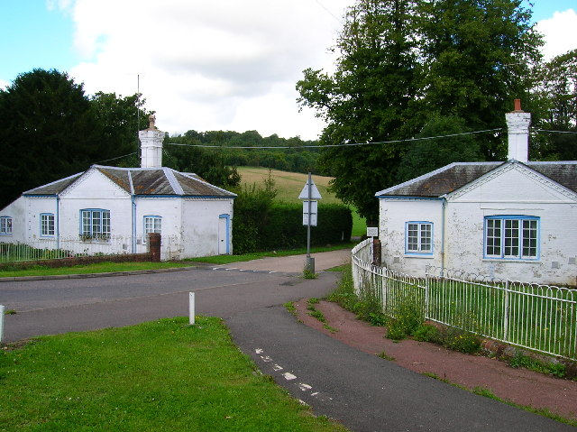 Lower Lodges, Stanmer Park